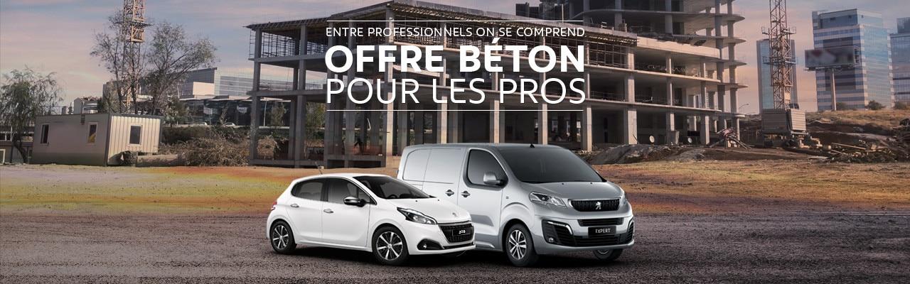 Offre Pro Peugeot Guadeloupe