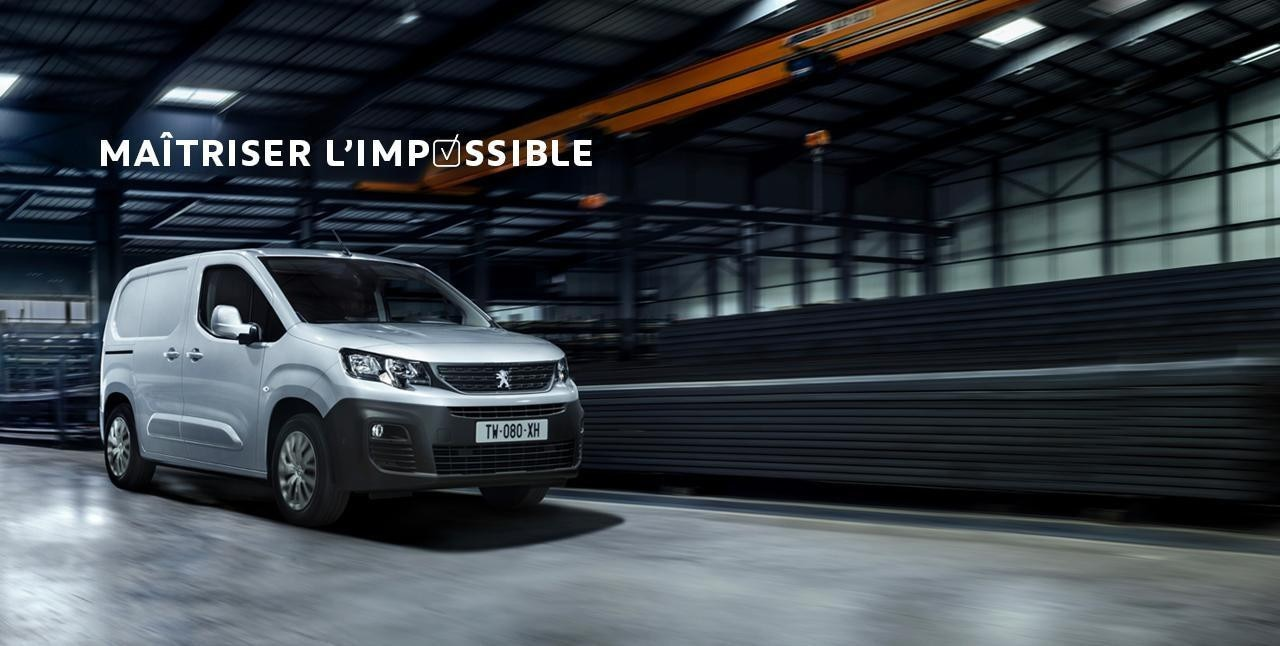 PEUGEOT PARTNER: MASTERING THE IMPOSSIBLE