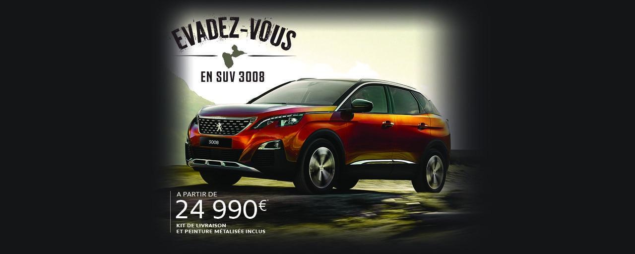 Peugeot SUV 3008