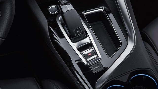 Nouveau SUV PEUGEOT 5008 : Boîte automatique 6 rapports EAT6