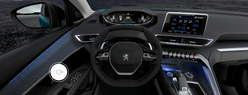 PEUGEOT Amplified EPEUGEOT Amplified Experience : discover the New Peugeot 5008 with our 360 experiencexperience