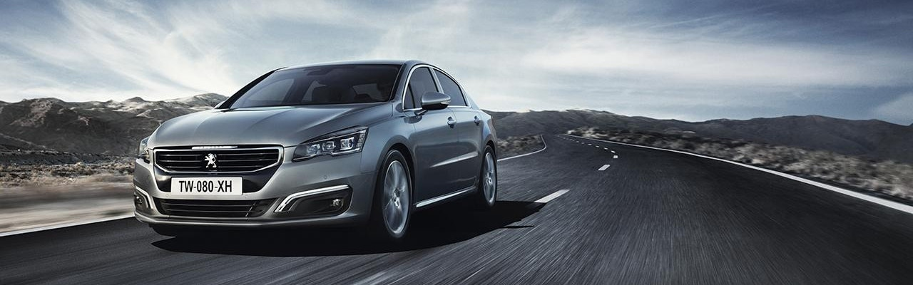 Berline Peugeot 508 Guadeloupe