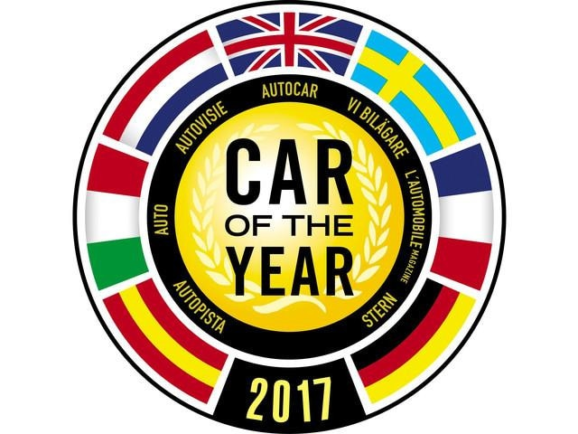 Logo Car Of The Year