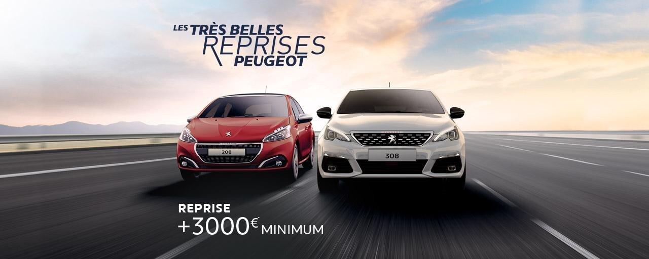 Les Très Belles Reprises Peugeot