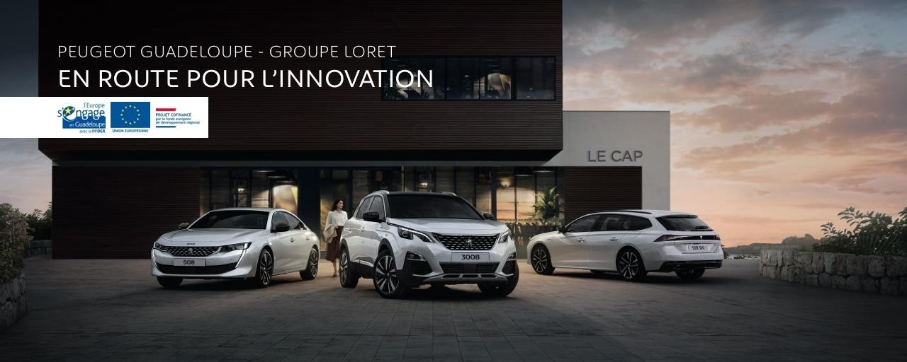 Peugeot Guadeloupe - Groupe Loret