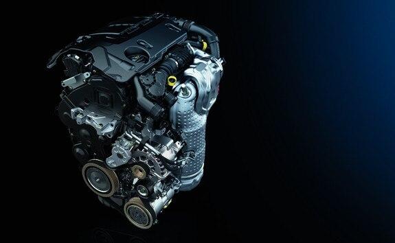 Nouvelle berline PEUGEOT 508, motorisations diesel BlueHDi de dernière génération €6.c