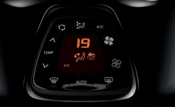 PEUGEOT 108-Climatisation automatique